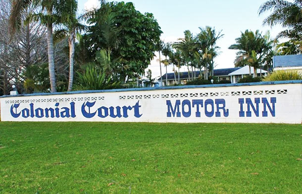 Colonial Court Motor Inn - 155 Smith St Kempsey 2440