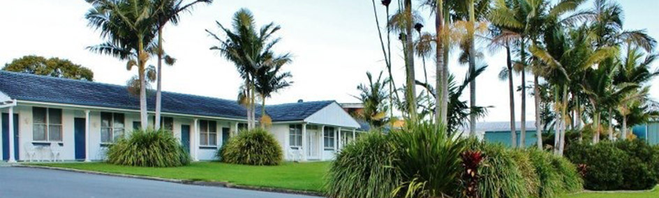 Quiet and comfortable accommodation - Colonial Court Motor Inn - Kempsey