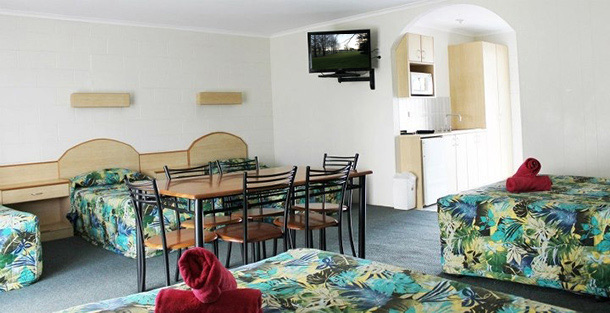 Spacious Family Suite - perfect accommodation for a big family